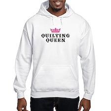 Quilting Queen Hoodie