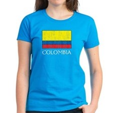 Columbia Flag Tee