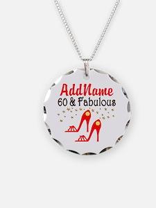 60 & FABULOUS Necklace