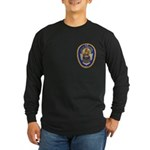 Alaska Corrections Long Sleeve Dark T-Shirt