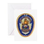 Alaska Corrections Greeting Cards (Pk of 10)