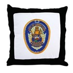 Alaska Corrections Throw Pillow