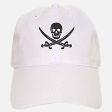 Calico Jack Pirate Baseball Baseball Cap