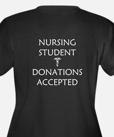 Nursing Student - Donations Accepted Women's Plus