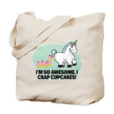 Crapping Cupcakes Tote Bag