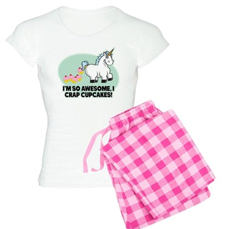 Crapping Cupcakes Pajamas