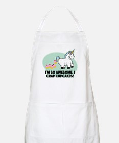 Crapping Cupcakes Apron