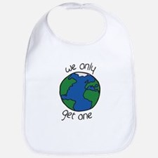 one earth Bib