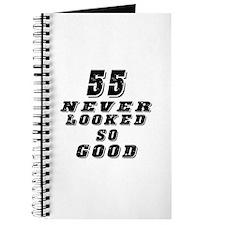 55 Birthday Designs Journal