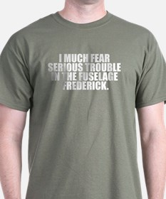 Fuselage Frederick Military Green T-Shirt