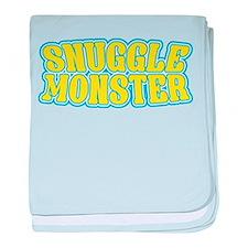 snuggle monster baby blanket