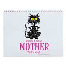 MOTHER'S DAY CAT Wall Calendar