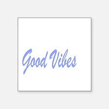Good Vibes Classic Sticker