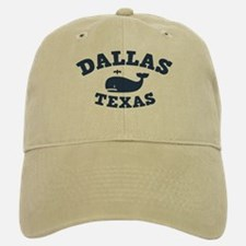 Dallas Whale Excursions Baseball Baseball Cap