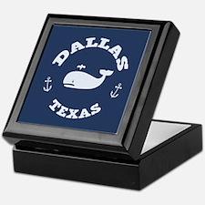 Dallas Whale Excursions Keepsake Box