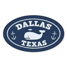 Dallas Whale Excursions Decal