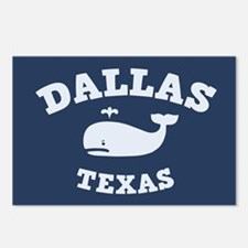 Dallas Whale Excursions Postcards (Package of 8)