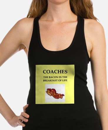 coach Racerback Tank Top