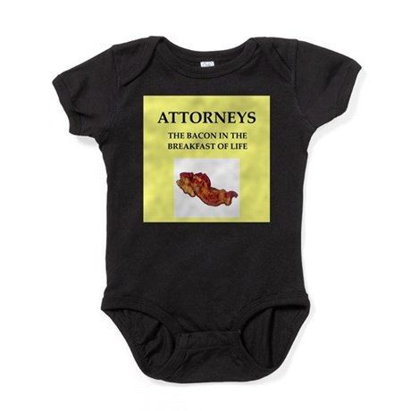 attorney, Baby Bodysuit