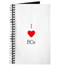 I Love BCs Journal