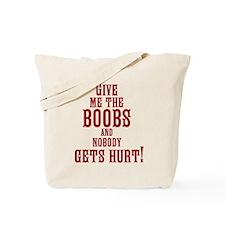 Boobs! Tote Bag