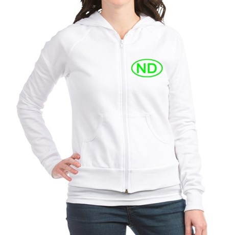 ND Oval - North Dakota Jr. Hoodie