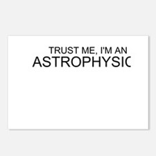 Trust Me, Im An Astrophysicist Postcards (Package