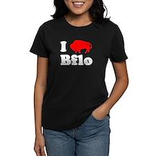 I Love Bflo Tee