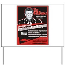 Harper The ConFather Yard Sign