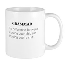 grammer Mug