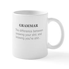grammer Small Mugs