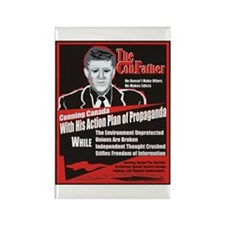 Harper The ConFather Rectangle Magnet (100 pack)
