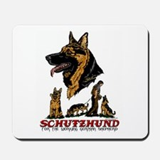 Schutzhund  Mousepad #1