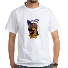 German Shepherd K-9 t-shirt #1