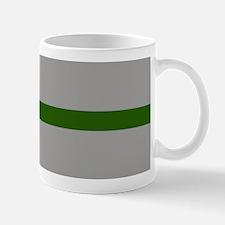 Thin Green Line Mug