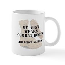 AF Nephew Aunt wears DCB Mug