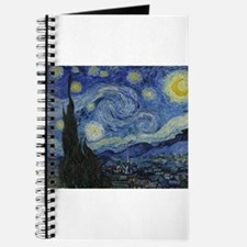 Vincent Van Gogh Starry Night Journal
