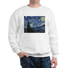 Vincent Van Gogh Starry Night Sweatshirt