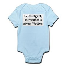 Wetter in Stuttgart Body Suit