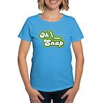 Oh Snap Women's Dark T-Shirt