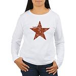 Rusty Star Women's Long Sleeve T-Shirt