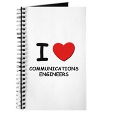 I love communications engineers Journal