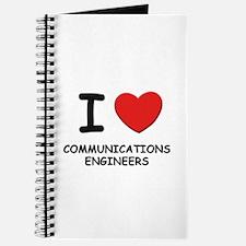 I love communications engineers Journal