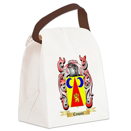 Campus Canvas Lunch Bag
