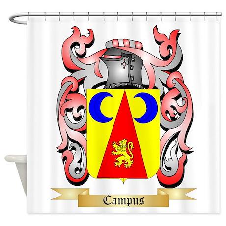 Campus Shower Curtain