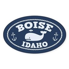Boise Whale Tours Decal