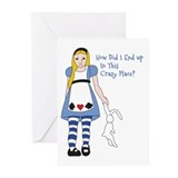 Unbirthday Greeting Cards (10 Pack)