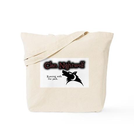 Nightwolf gear tote