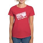 Yo! I'll Solve It Women's Dark T-Shirt