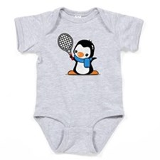 Tennis (13) Baby Bodysuit